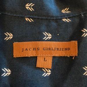 JACHS Girlfriend Tops - JACHS Girlfriend blouse L